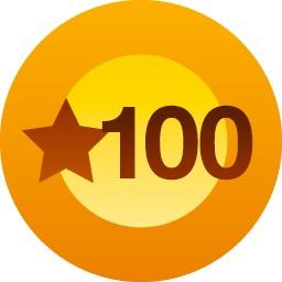 100 Likes !