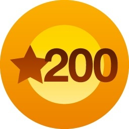 200 Likes On WordPress